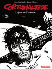 Livre numérique Corto Maltese - Edition N&B (Tome 15) - Le jour de Tarowean