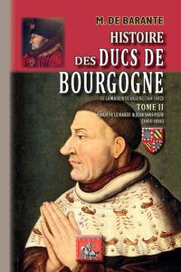 Livre numérique Histoire des Ducs de Bourgogne de la Maison de Valois (1364-1482) — Tome 2