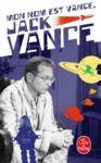 Livre numérique Mon nom est Vance, Jack Vance