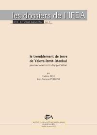 Livro digital Le séisme de Yalova-İzmit-İstanbul