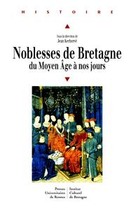 Livre numérique Noblesses de Bretagne
