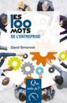 Livre numérique Les 100 mots de l'entreprise