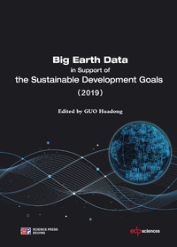 Electronic book Big Earth Data in Support of the Sustainable Development Goals (2019)