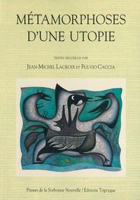 Electronic book Métamorphoses d'une utopie