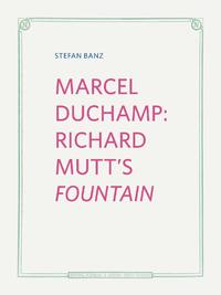 Electronic book Marcel Duchamp: Richard Mutt's Fountain