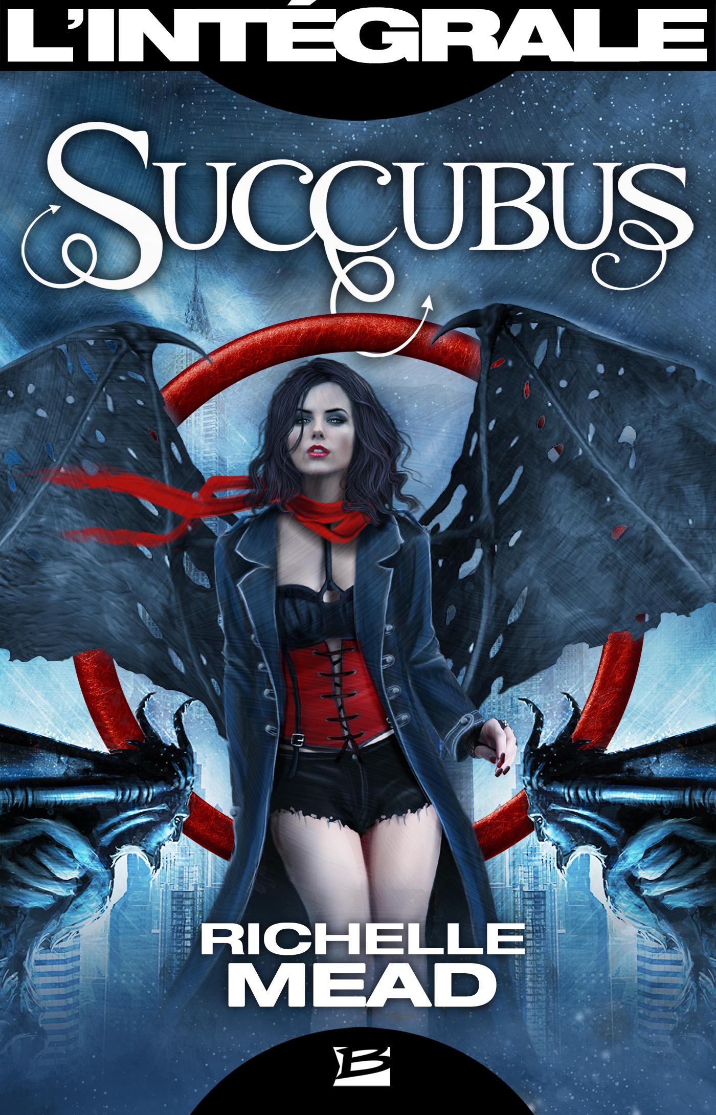 Succubus Blues Ebook