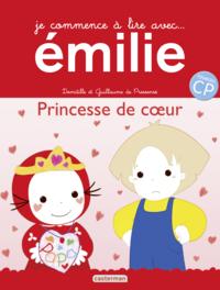Livre numérique Je commence à lire avec Émilie - Princesse de cœur