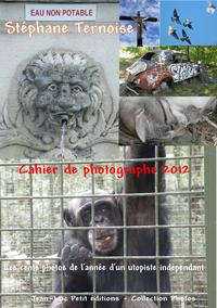 Livre numérique Cahier de photographe 2012