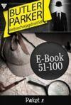 E-Book Butler Parker Paket 2 – Kriminalroman