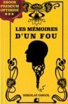 Livre numérique Les Mémoires d'un Fou