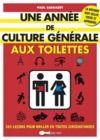 Livre numérique Une année de culture générale aux toilettes