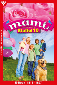 Electronic book Mami Staffel 10 – Familienroman