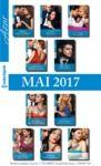 Livre numérique 10 romans Azur + 1 gratuit (nº3825 à 3834 - Mai 2017)