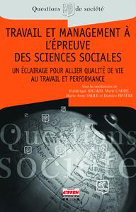 Libro electrónico Travail et management à l'épreuve des sciences sociales
