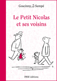 Livre numérique Le Petit Nicolas et ses voisins