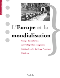Livre numérique L'Europe et la mondialisation
