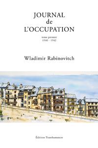Livre numérique Journal de l'Occupation 1940-1942
