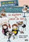 Livre numérique Léo et Maya, détectives - tome 6 : Le mystère du salon de thé