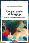Livre numérique Corps, geste et langage