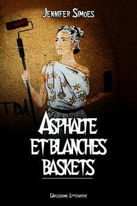 Livre numérique Asphalte et blanches baskets