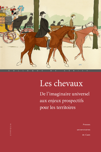 Livre numérique Les chevaux: de l'imaginaire universel aux enjeux prospectifs pour les territoires