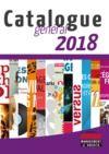 Livre numérique Catalogue des Editions EMS 2018