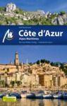 Livre numérique Côte d'Azur Reiseführer Michael Müller Verlag