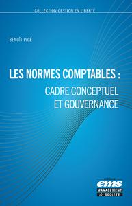 E-Book Les normes comptables : cadre conceptuel et gouvernance
