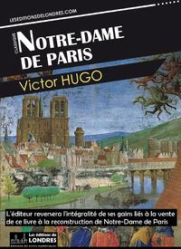 Livre numérique Notre-Dame de Paris