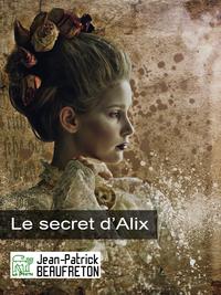 Livre numérique Le secret d'Alix