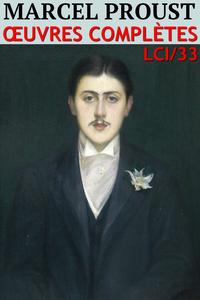 Livre numérique Marcel Proust - Oeuvres complètes