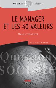 Electronic book Le manager et les 40 valeurs