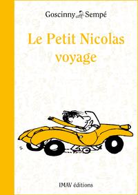 Livre numérique Le Petit Nicolas voyage