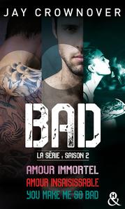 Livre numérique Bad - La série : saison 2