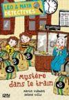 Livre numérique Léo et Maya, détectives - Tome 11 : Mystère dans le train.