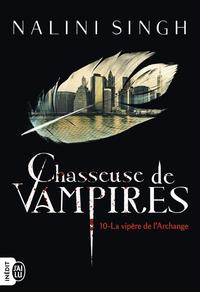 Libro electrónico Chasseuse de vampires (Tome 10) - La vipère de l'Archange