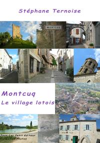 Livre numérique Montcuq, le village lotois