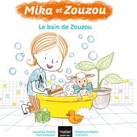 Libro electrónico Mika et Zouzou - Le bain de Zouzou 3/5 ans