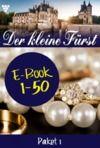Livre numérique Der kleine Fürst Paket 1 – Adelsroman