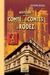 Livre numérique Histoire de la Comté et des Comtes de Rodez