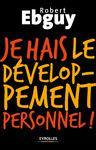 Livre numérique Je hais le développement personnel