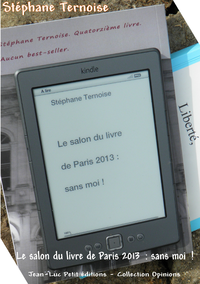 E-Book Le salon du livre de Paris 2013 : sans moi !