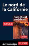 Livre numérique Le nord de la Californie