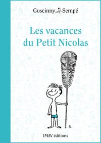 Livre numérique Les vacances du Petit Nicolas