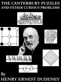 Electronic book The Canterbury Puzzles and Other Curious Problems