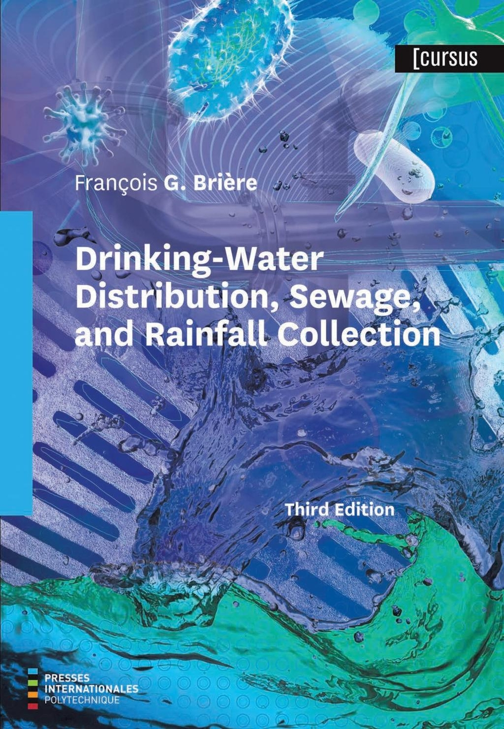 Drinking Water Distribution Sewage And Rainfall Collection
