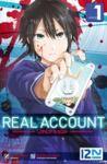 Livre numérique Real Account - tome 01 - extrait offert