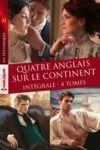 """Electronic book Intégrale """"Quatre Anglais sur le continent"""""""