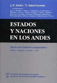 Livre numérique Estados y naciones en los Andes