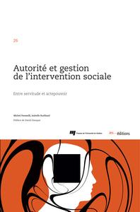 Livre numérique Autorité et gestion de l'intervention sociale